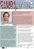 SAMRA Newsletter August 2009 - Page 2