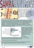 SAMRA Newsletter August 2009 - Page 3