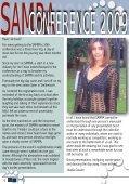 SAMRA Newsletter August 2009 - Page 6