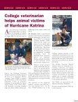 Summer 2006 - University of Minnesota College of Veterinary ... - Page 7