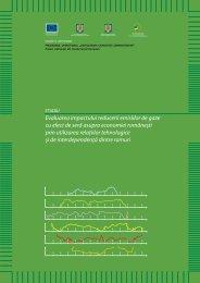 Studiu – Reducerea emisiilor - Facultatea de Management