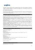 SYNGENTA MSDS KARATE ZEON 5 CS - Page 5