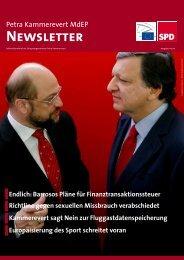 Ausgabe 11 - 2011 - Petra Kammerevert