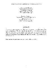 Joana M. Nunes da Costa, P. A. Damianou, Toda systems and ...