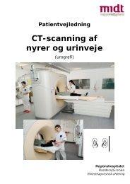 Urografi - Regionshospitalet Randers