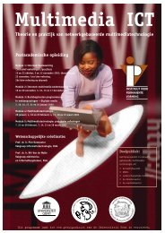 Multimedia ICT - IVPV - Instituut voor Permanente Vorming