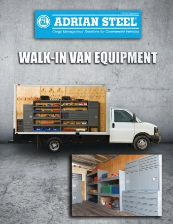 View Walk-In Catalog - Adrian Steel