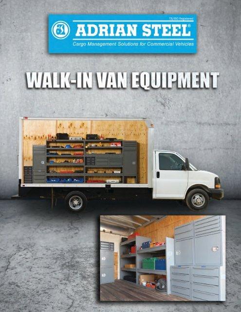 View Walk-In Catalog - Adrian Steel