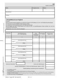224 - Lohngleitklausel zum Angebot - Zentraler Thüringer ...