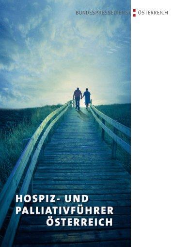 hospiz - Koordination Palliativbetreuung Steiermark