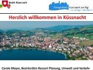Herzlich willkommen in Küssnacht - Energie Zentralschweiz
