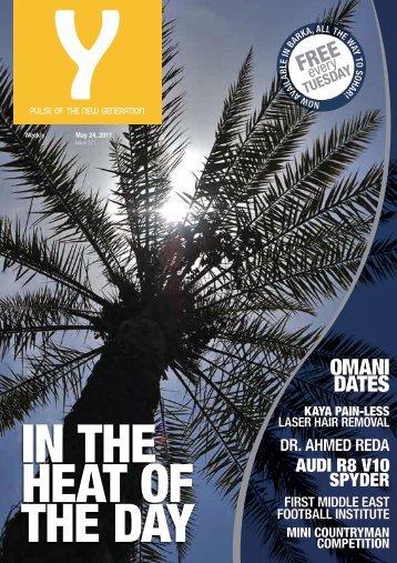Issue 171 - Y-Oman