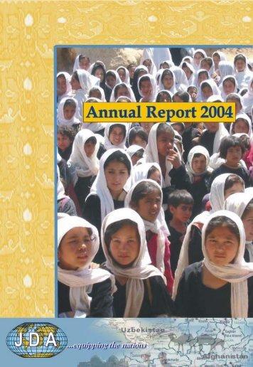 2004 Annual Report - JDA International