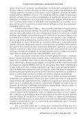 Conselhos Sociais deliberativos e aprimoramento democrático: a ... - Page 5
