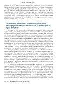 Conselhos Sociais deliberativos e aprimoramento democrático: a ... - Page 6