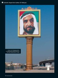 Etihad Airways Scheich Zayed bin Sultan Al Nahyan - Dubai Media AG