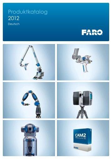 Produktkatalog 2012 - Faro