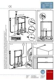 NB! 1 4 2 1 3 Pressalit Care - Traplift