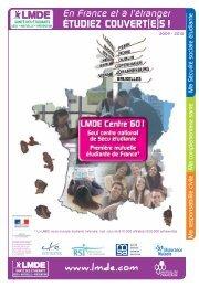 09064 - brochure lmde 30-3-09 - Faculté des Sciences et Techniques
