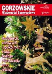GWS nr 12 / 2010 - Gorzów