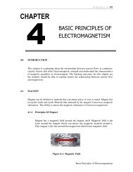 Basic Principles of Electromagnetism
