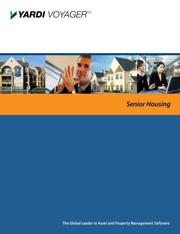Voyager Senior Housing - Yardi