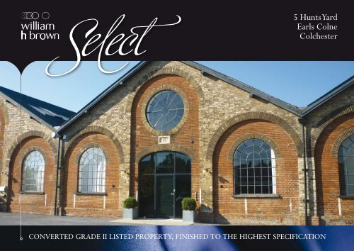 5 Hunts Yard Earls Colne Colchester - Sequence