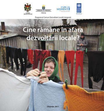 Cine rămâne în afara dezvoltării locale?