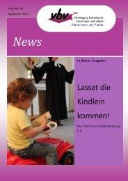 VBV-News Nr. 42 Ausgabe 2013 - Vereinigung Bayerischer ...
