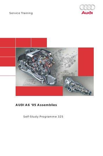 SSP325 A6 Assemblies - Volkspage