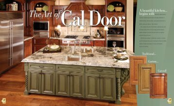 Catalog 2_3_5_05 (Page 1) - Cal Door & Price sh_cover_11_04 (Page 1) - Cal Door