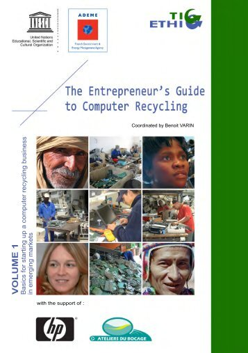 The Entrepreneur's Guide to Computer Recycling - e-Waste. This ...