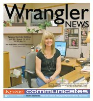 to Download This Issue - Wrangler News