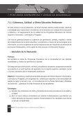 7 Funciones Sustantivas y Líneas de Desarrollo - Universidad ... - Page 6