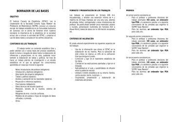Tríptico VII Concurso Escolar - Sociedad canaria de profesores de ...