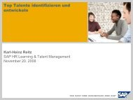 Title of the presentation This is the subtitle - Bonner Fachtagung
