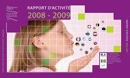 Rapport d'activité 2008-2009 - Agence Europe-Education-Formation ...