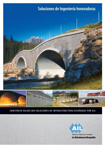 Super•Cor folleto brochure - Atlantic Industries Ltd.