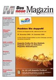 Ja, ich will doppelte PROBON!! - DnM Das neue Magazin