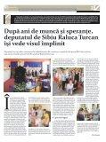 După ani de muncă şi speranţe, deputatul de Sibiu ... - Sibiu 100 - Page 3