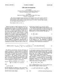 Cold cluster ferromagnetism - APS Link Manager - American ...