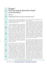 PDF (45.48 KB) - Pédagogie médicale