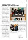 KIT kooperiert mit der University of sharjah - bioliq - Seite 5