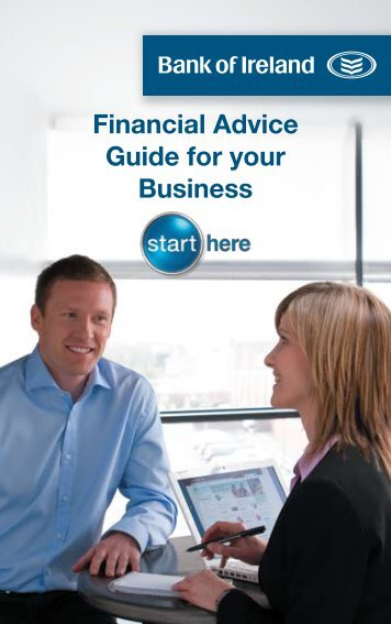 Financial advice guide for your Business - Business Banking