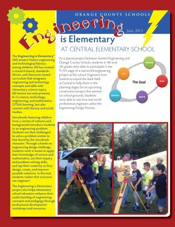is Elementary - Orange County Schools