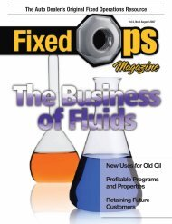 August 2007 Issue.pdf - Fixed Ops