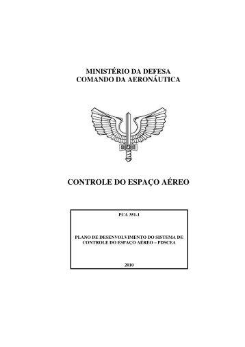 controle do espaço aéreo - Tarifas de Navegação Aérea - DECEA