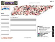 Tennesee Good Beer Map - Brewing News