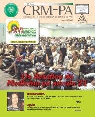 os desafios da Medicina no século 21 - Conselho Regional de ...