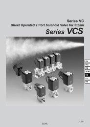 Series VCS - SMC